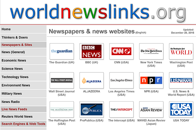 World News Links